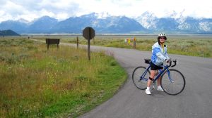 Riding The Grand Tetons 1