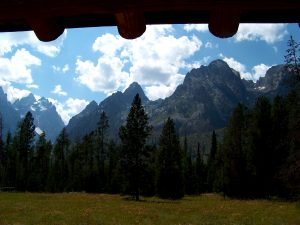 Riding The Grand Tetons 2