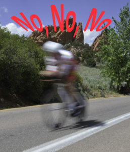 Getting Your Spouse On The Bicycle 1