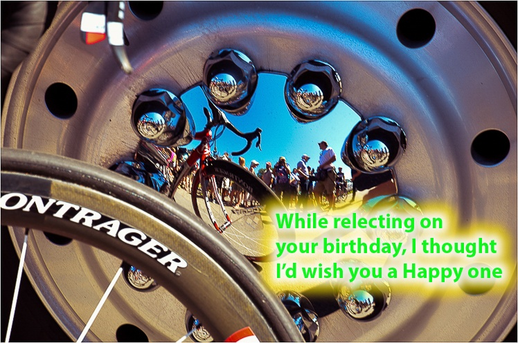 Alluring Bicycle Birthday eCards 10